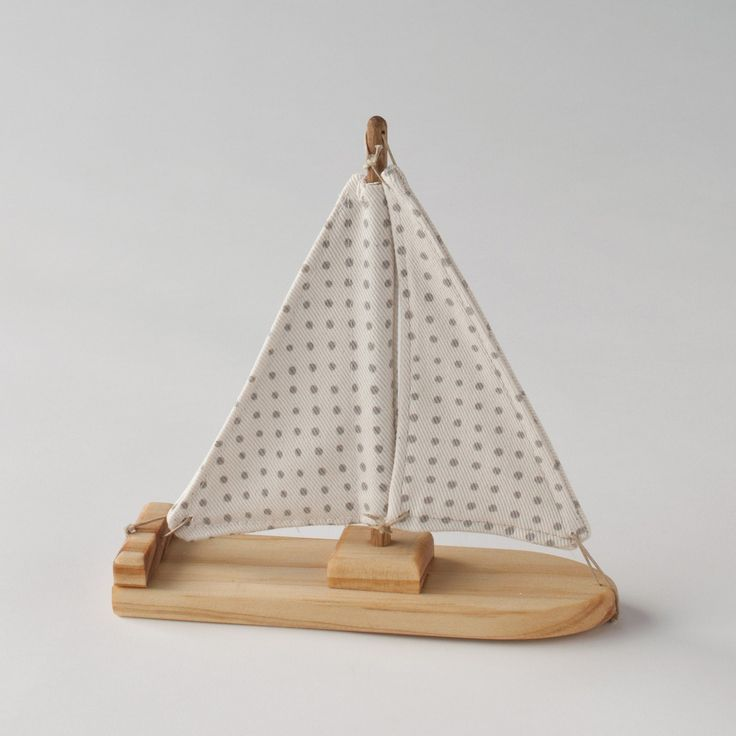 handmade wooden boats / schoolhouse electric + supply co.