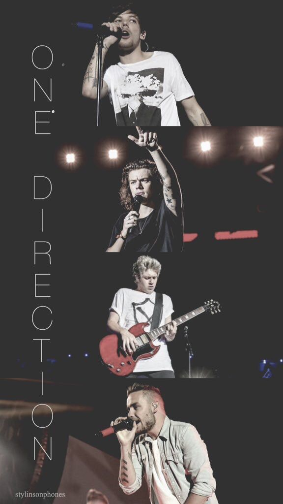 One Direction OTRA Lockscreen — ctto: @stylinsonphones