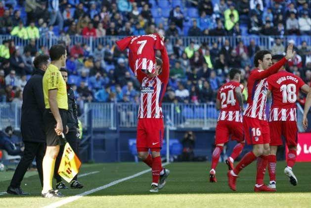 El detallazo de Griezman y del Atlético con Nacho Barberá
