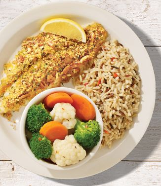 Denise's Kitchen: Cracker Barrel's Pecan Crusted Catfish / the real deal is soo good, definitely want to try at home