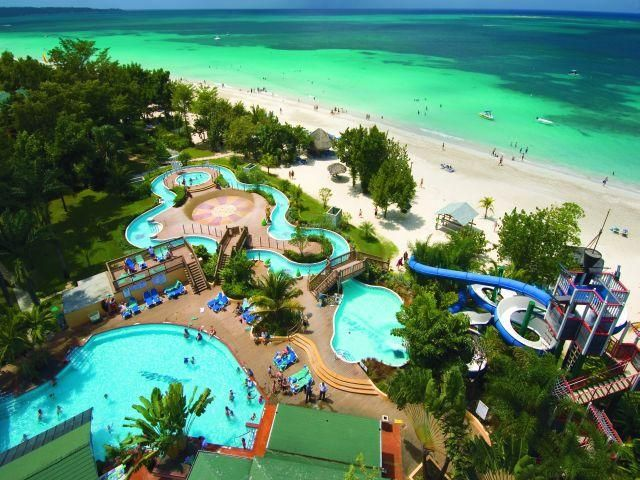 The Beaches Resort in Negril, Jamaica was truly amazing. If you want to find paradise #JetsetterWriter go there!