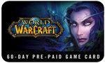 World of Warcraft WOW ТАЙМКАРТА 60 дней (Россия и СНГ)