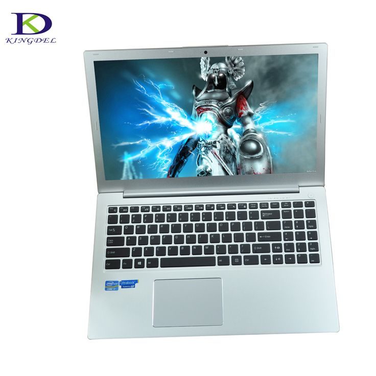 "8G RAM+256G SSD+1TB HDD 15.6"" Core i7 6500U Dedicated Card Ultrabook with Backlit Keyboard Bluetooth LAN HDMI Laptop computer"