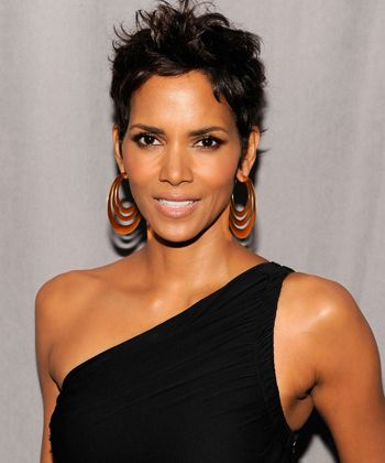 Halle Berry is a determined lady!