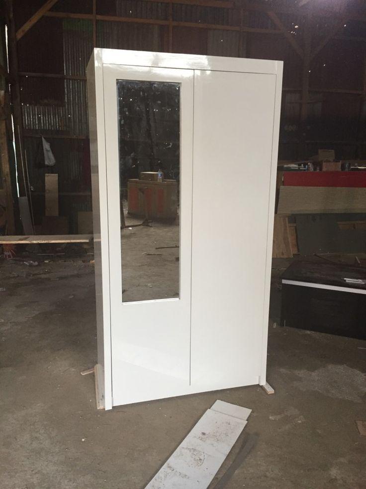 Lemari Pakaian Putih | Bikin Furniture Bandung 0896-1474-9219,Pin 7F-92-08-27