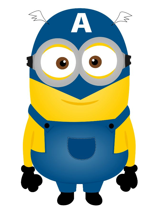 animated minions clipart - photo #46