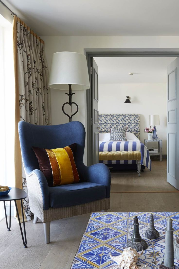 Polished Perfection From Famed Hotelier Olga Polizzi An Elegant Coastal Hotel With Uplifting Views And A Lovely Restaurant