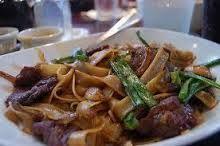 PF Chang's Copycat Recipes: Szechaun Chow Fun Noodles