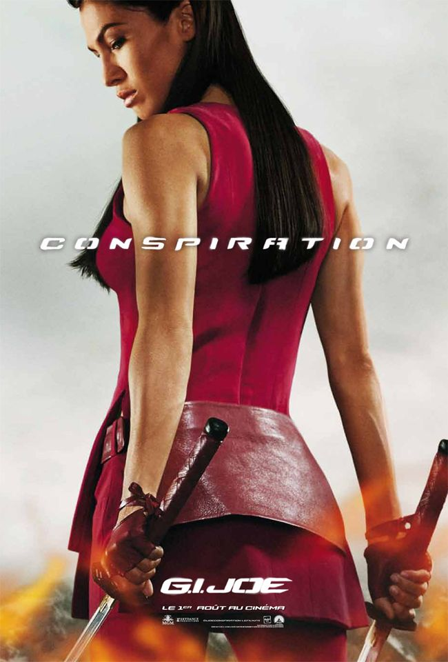 International JINX poster for G.I. Joe: Retaliation