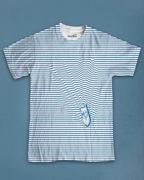 6954ca9191 A camiseta converteu-se na vestimenta mais estendida deste século