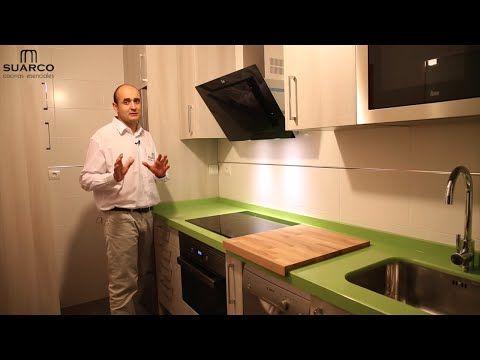 45 best cocinas suarco en cantabria images on pinterest - Cocina moderna pequena ...