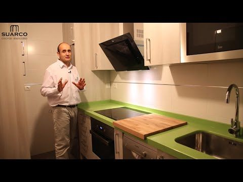 45 best cocinas suarco en cantabria images on pinterest for Muebles para cocinas pequenas