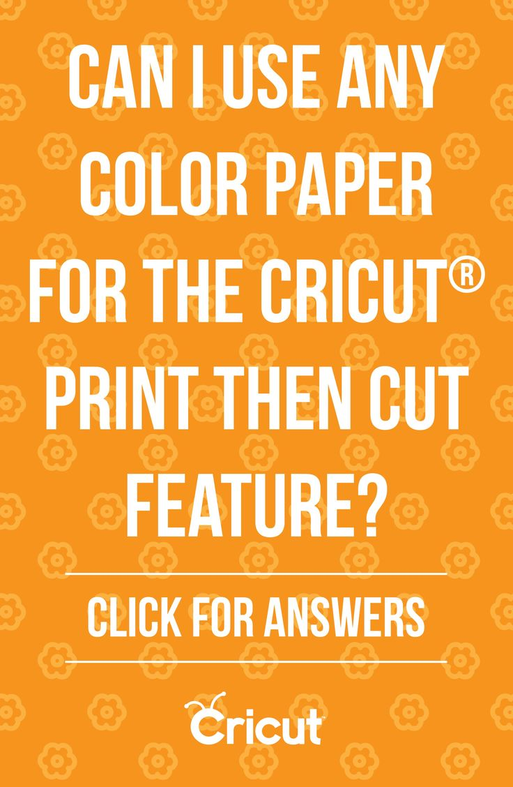 Cricut print then cut frequently asked questions can i for Cricut craft room fonts