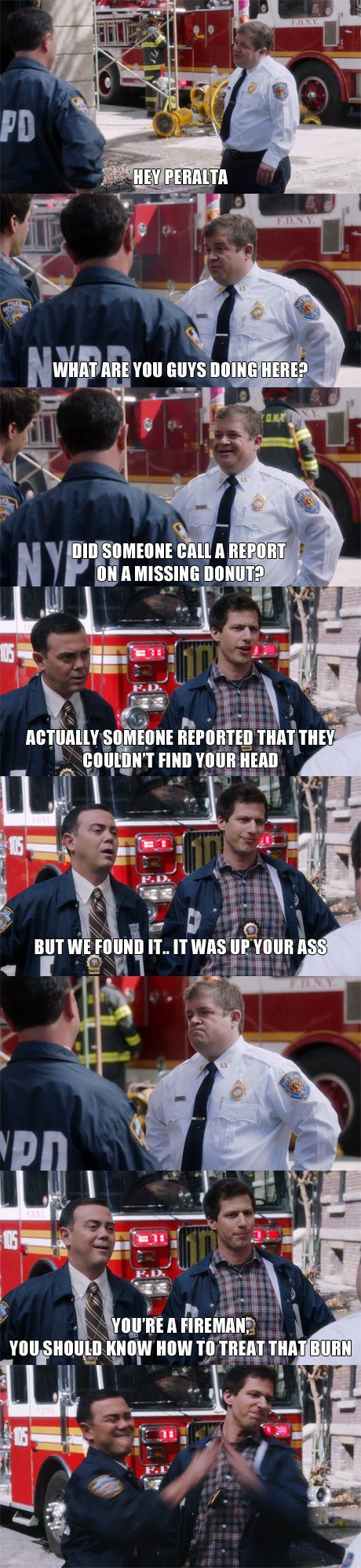 Brooklyn Nine Nine is great!