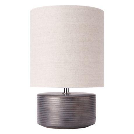 Lattitude Table Lamp 34cm   Freedom Furniture and Homewares