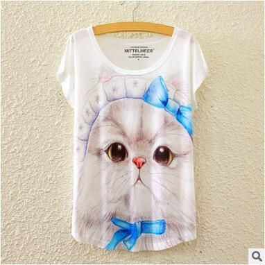New products arriving in our store! PARTYCUE Print T ... is just too cute to resist. Click the link to see more: http://cuteftw.com/products/black-brand-hot-sell-harajuku-womens-t-shirt-unicorn-printed-loose-batwing-t-shirts-tops-tee-6-colors-women-harajuku-tee?utm_campaign=social_autopilot&utm_source=pin&utm_medium=pin