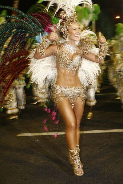 Samba. Brazil