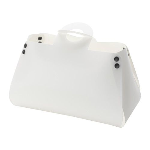 IDEBO Cable management bag IKEA Keep your room looking neat and organized by hiding cords, power strips and extension cords inside the bag.