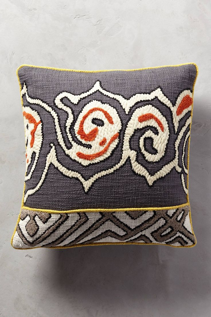 Ariany Pillow - anthropologie.com