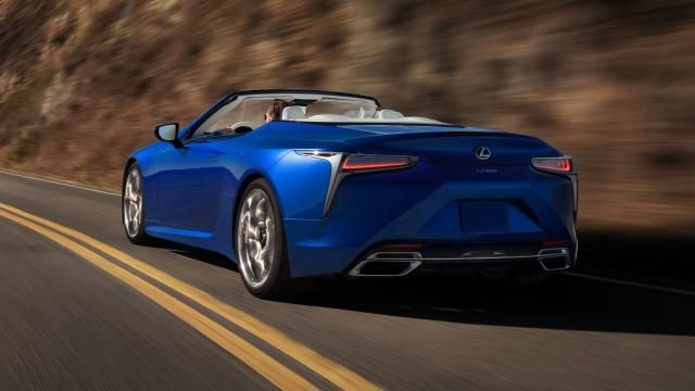 The Lexus Lc Convertible Is A Really Good Looking Car In 2020 Good Looking Cars Lexus Lc Lexus