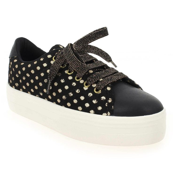 Chaussure No Name PLATO SNEAKER MARY Noir 5127501 pour Femme | JEF Chaussures