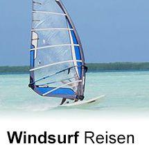 Windsurfen karibik - Windsurfeisen nach Aruba, Curacao, Bonaire