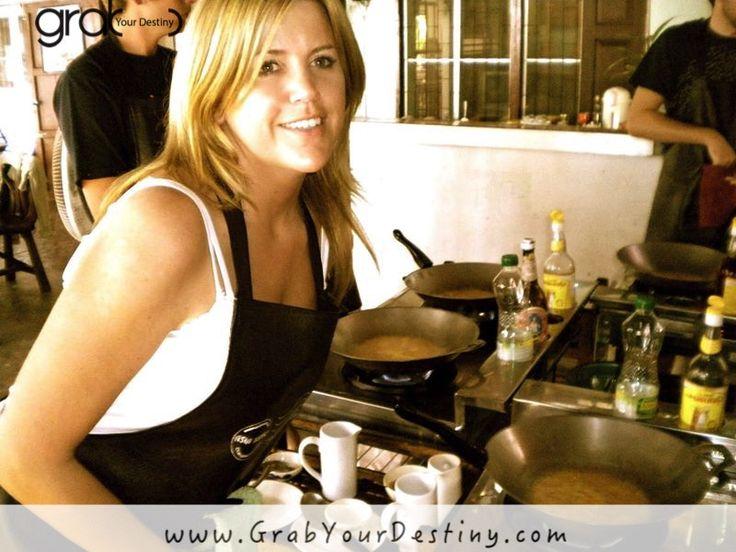 Asia Scenic Thai Cooking School In Chiang Mai #ChiangMai #Thailand #JasonAndMichelleRanaldi  #GrabYourDestiny #Travel #CookingSchool www.GrabYourDestiny.com