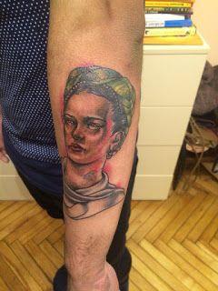 """""""Gitana"""" tatuajes: Latino"""