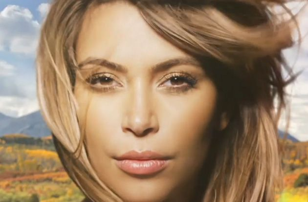 """Watch the Official Music Video for Kanye West's """"Bound 2″ starring Kim Kardashian"""