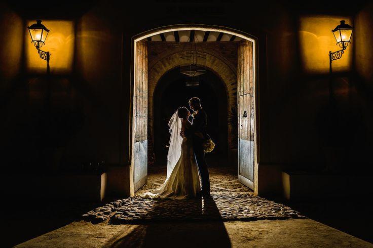 Wedding at the Hacienda San Rafael � return to the furnace!