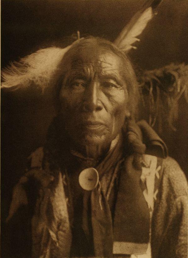 Struck by Crow, Oglala, 1907