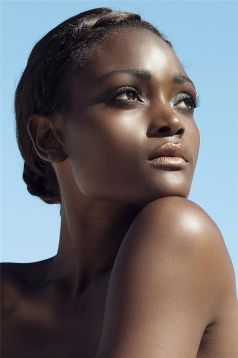 17 Best Ideas About Dark Skin On Pinterest