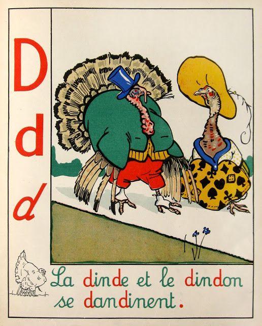 Jean de la Fontinelle, Alphabet, 1940s