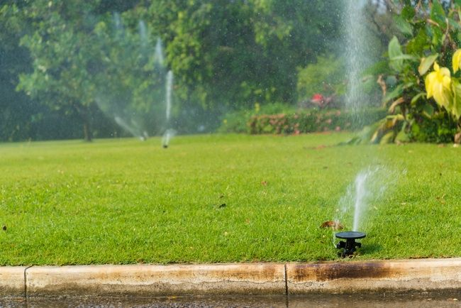 How To: Install an Underground Sprinkler System