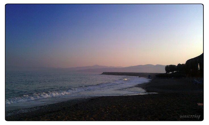 #Kyparissia #Greece #morning #beach