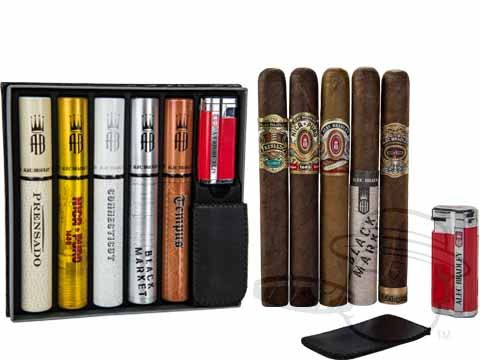 Alec Bradley Tubo Collection World Selection Sampler - Cigars