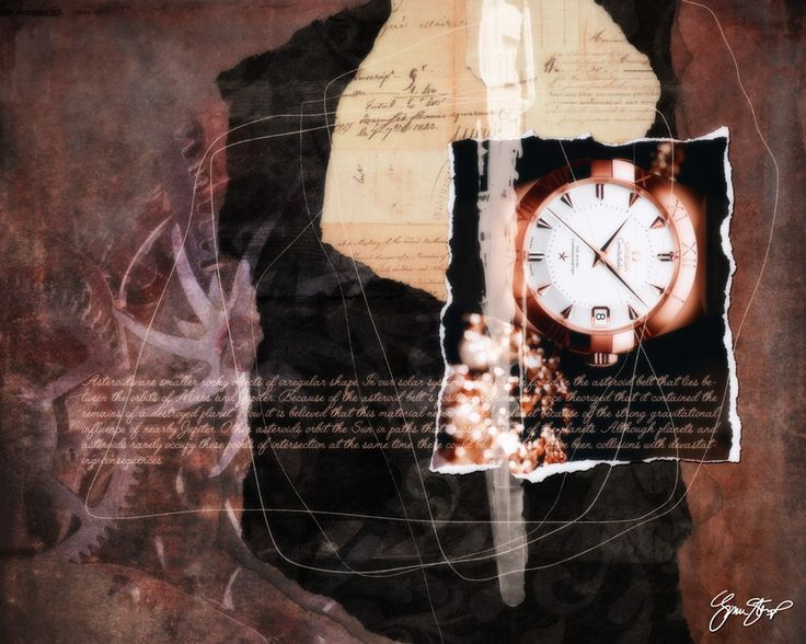 Omega Collage by gina Startup