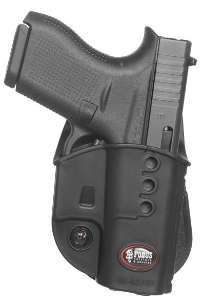 Fobus Holsters Introduces the GL42ND Holster for Glock 42