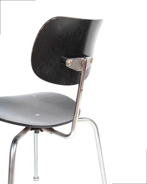 chaise EIERMANN/