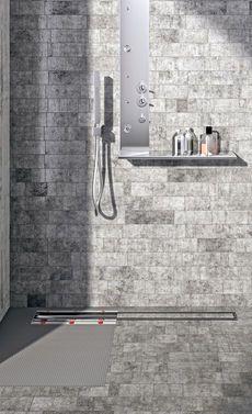Dusche ablaufrinne badezimmer - Ablaufrinne badezimmer ...