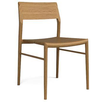 Chaise en chêne Chicago - Bolia