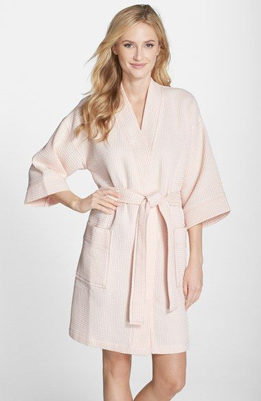 Nordstrom Waffle Cotton Robe available at #Nordstrom