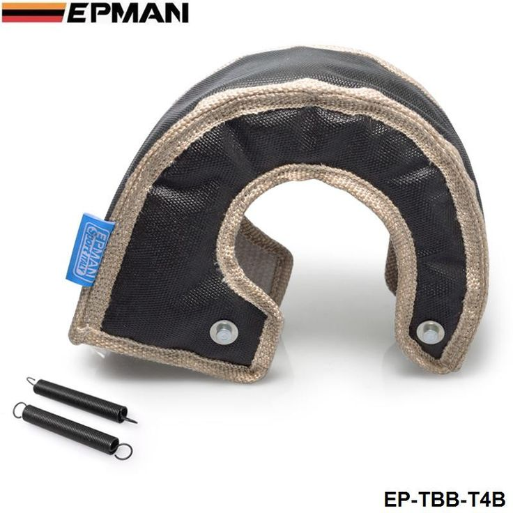 Tansky - H Q T4 turbo charger turbocharger blanket beanie hand made quality guaranteed Default Color Black EP-TBB-T4B