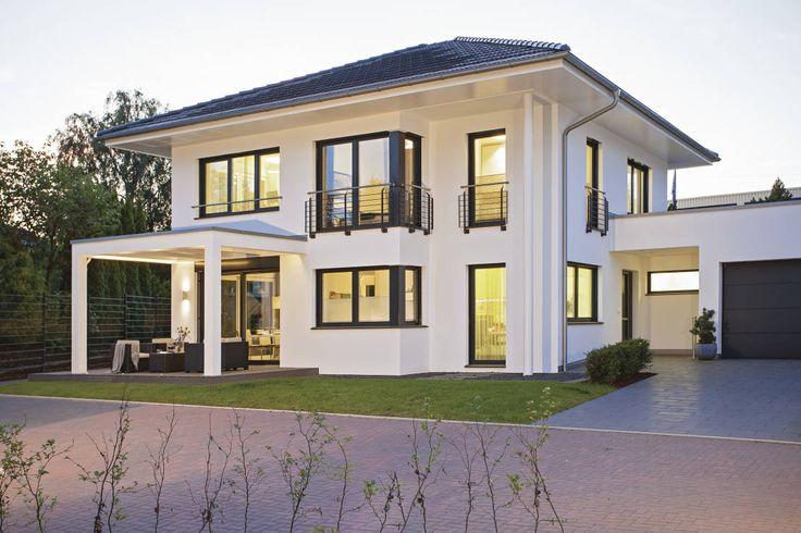 Dieses Einfamilienhaus kombiniert zeitgemäßes Design, Gemütlichkeit, Komfort und modernste Technik zum perfekten Wohntraum für die ganze Familie.