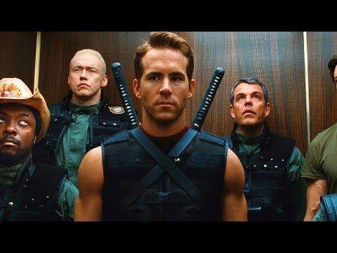 Wade Wilson Deadpool Deflecting Bullets Scene X Men Origins Wolverine 2009 Movie Clip Hd Youtube Movie Clip Wolverine Movie X Men