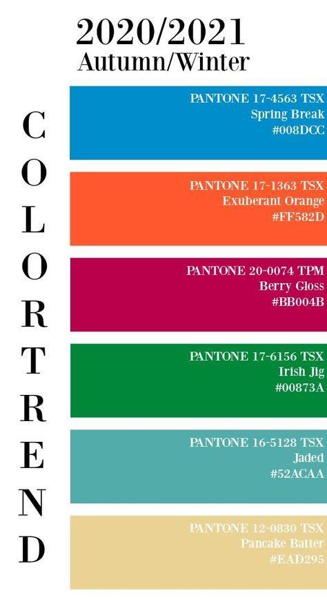 2021 トレンド カラー 2021年春の流行色は?注目の全7カラーを厳選紹介(tenki.jpサプリ