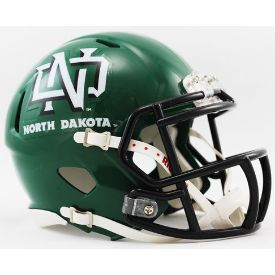Old Ghost Collectibles - North Dakota Fighting Sioux NCAA Riddell Mini Speed Football Helmet, $21.99 (http://www.oldghostcollectibles.com/north-dakota-fighting-sioux-riddell-mini-speed-football-helmet/)