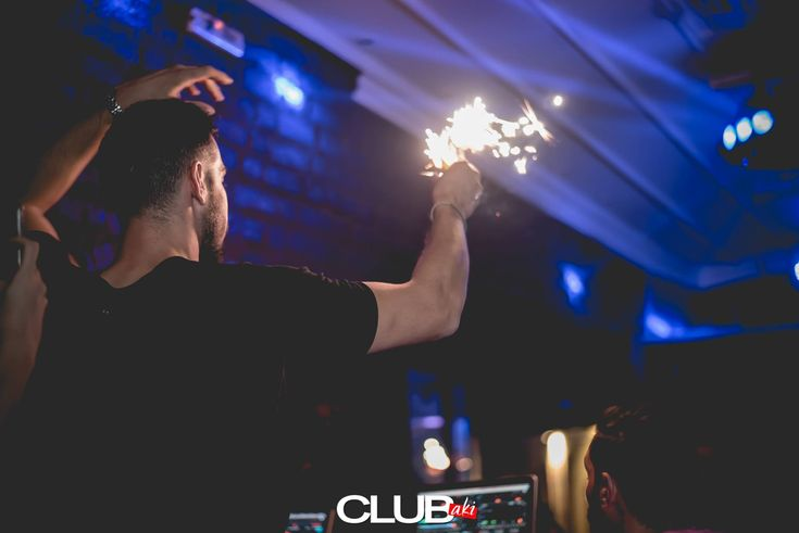 CLUBaki lights up your world! Have a beautiful Sunday!