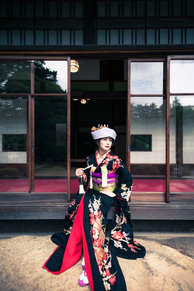 \夢をかなえるきもの屋さん/南青山にある『CUCURU』で、日本一美しい和装姿の花嫁に♡にて紹介している画像