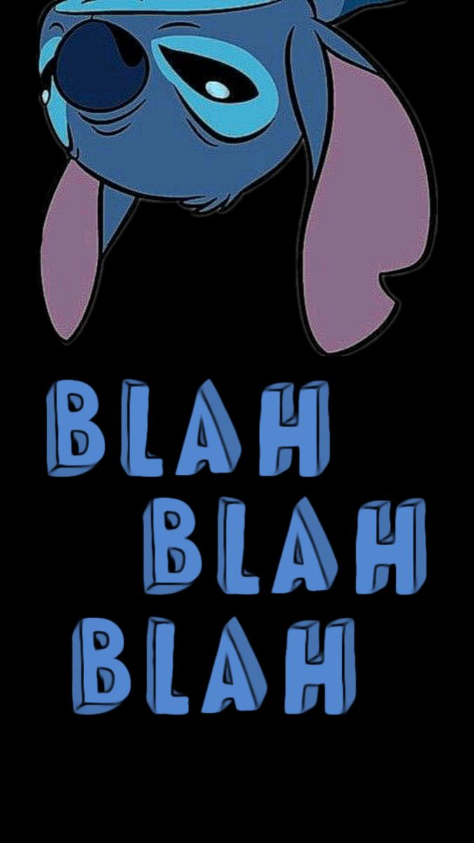 Stitch Disney Characters Wallpaper Funny Phone Wallpaper Iphone Wallpaper Quotes Funny